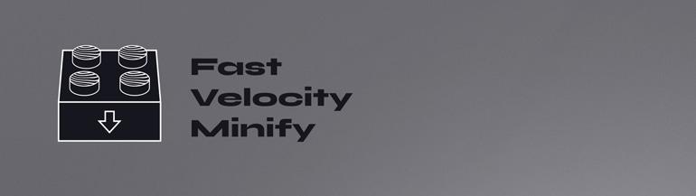 Performance Plugin Fast Velocity Minify