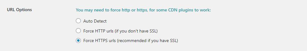 FVM Konfiguration - Teil 2 - URL Optionen