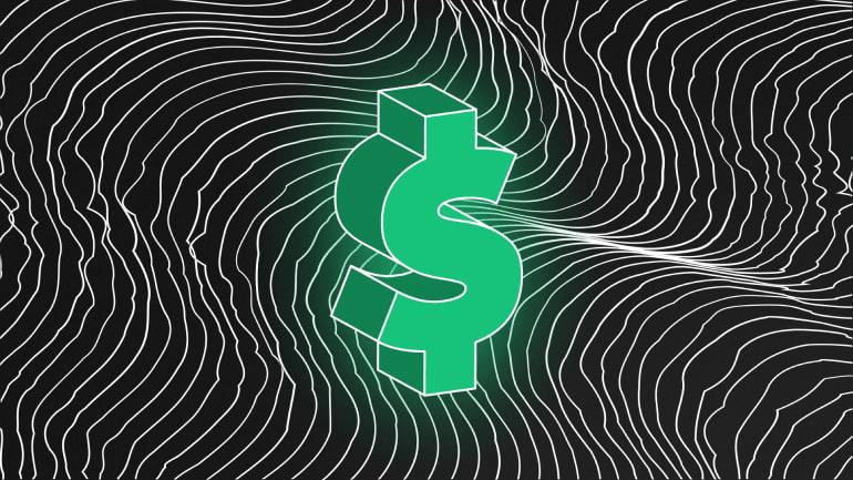 Dollar Sign Illustration.