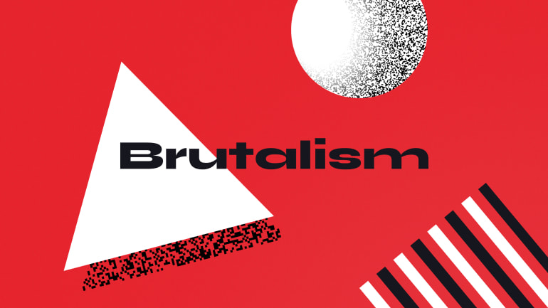 3 UI Design Trends im Check – Teil 2: Brutalism