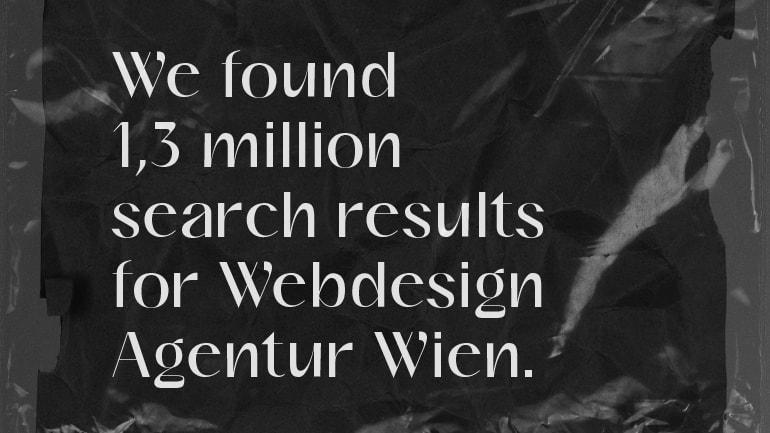 8 Tipps zur Wahl der richtigen Webdesign-Agentur